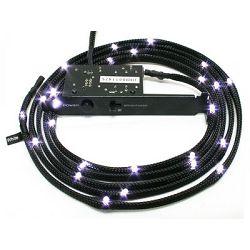 LED osvjetljenje NZXT Sleeved LED Kit CB-LED10-WT, bijelo, 1m