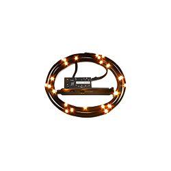 LED osvjetljenje NZXT Sleeved LED Kit CB-LED10-OR, narančasto, 1m