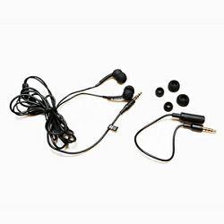Lenovo in ear headset P165 (black)