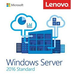Lenovo MS Windows Server 2016 STANDARD (16 core)