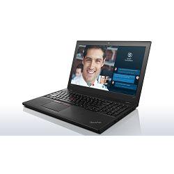 Laptop Lenovo ThinkPad T560,20FHS0N200, Win 10 Pro, 15,6