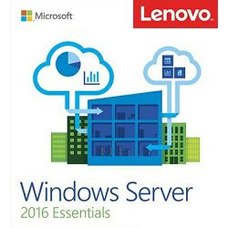 Lenovo MS Windows Server 2016 ESSENTIALS
