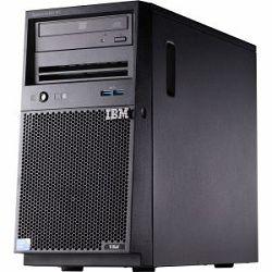 Lenovo server x3100 M5 E3-1220v3 1x8Gb 1x1TB 3.5 C100 350W
