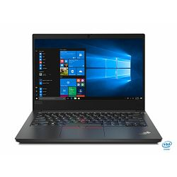 Laptop Lenovo ThinkPad E14, 20RA0040SC, notebook Black 14.0