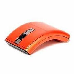 Miš Lenovo N70 bežični laserski, narančasti