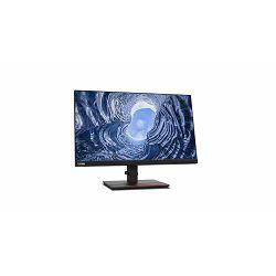 Monitor Lenovo ThinkVision T24i, 23,8FHD, VGA, DP, HDMI