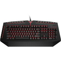 Gaming tipkovnica Lenovo, red, USB