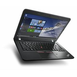 Laptop Lenovo Rethink E460 i3-6100U 4GB 1TB HD B C W7P(W10P)