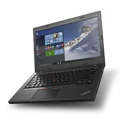 Laptop Lenovo reThink L560 i3-6100U 4GB 500-7 HD MB 3 S F B C W7P(W10P)