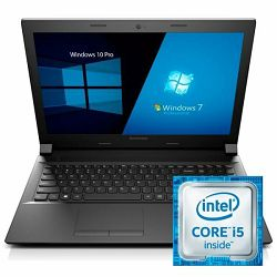 Laptop Lenovo Rethink B51-80 i5-6200U 4GB 128S HD MB B C W7P