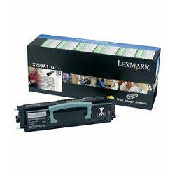 Lexmark toner X203n/X204n 2.5K