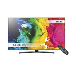 Televizor LG 49UH668V, 124cm, T2/S2, WiFi, UHD, webOS 3.0