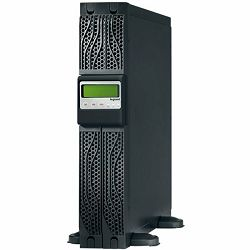 UPS Legrand KEOR Line RT, Tower/Rack, 2200VA/1980W, Line Interactive single phase I/O sinusoidal, PFC (>0,99), LCD Display, management RS232 & USB, IN 1x C19, OUT 8x IEC C13 & 1x IEC C19 (Optional Kit