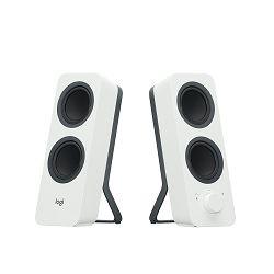 Z207 Bluetooth zvučnici, bijeli