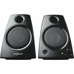 Logitech Speakers Z130 black