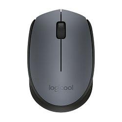 Miš Logitech bežični M171,crni