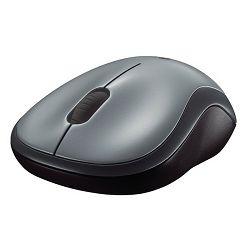 Miš Logitech Wireless M185 swift grey