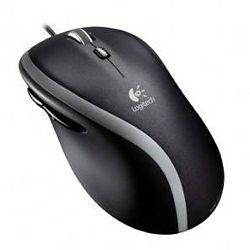 Miš Logitech M500 crni, laserski