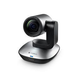 Logitech PTZ Pro kamera+remote, USB