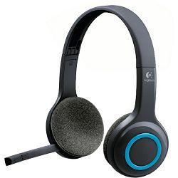 Logitech Wireless Slušalice H600