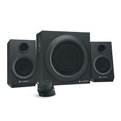 Zvučnici Logitech Z333, 2.1 ,crni