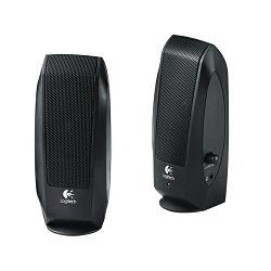 Logitech S-120 2.0 zvučnici crni OEM