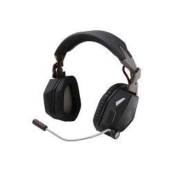 MadCatz Cyborg F.R.E.Q.5 stereo igraće slušalice s mikrofonom, crne matt
