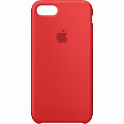 Maskica APPLE za iPhone 7, Silicone Case, Red (mmwn2zm)