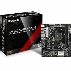 Matična ploča Asrock AMD AM4 Socket B350 chipset (mATX) MB