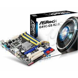 Matična ploča ASRock G41C-GS R2.0 (M-ATX)