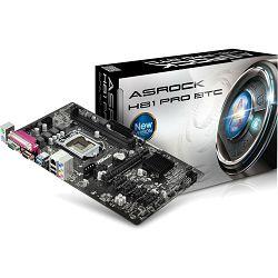 Matična ploča Asrock Intel 1150 Socket H81 Chipset MB