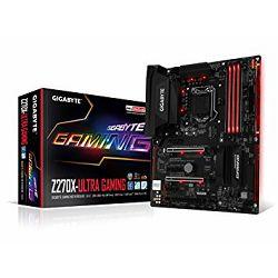 Matična ploča Gigabyte INTEL Z270 (Socket LGA1151,4xDDR4,HDMI,DVI-D,1xPCIEX16/1xPCIEX4/1xPCIEX4/3xPCIEX1,USB3.1/USB3.0/USB2.0, 6xSATA III/2xSATA Express/1x M.2socket3,LAN) ATX retail