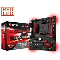 Matična ploča MSI B350M Gaming Pro, AM4, DDR4, U3, m.2, mATX