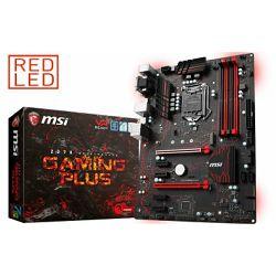 Matična ploča MSI Main Board Desktop Z270 (S1151, 4xDDR4, 2xPCIEx16,4xPCI-Ex1, USB3.1,USB2.0, SATA III,Raid,M.2, VGA,DVI,PD, GLAN) ATX Retail