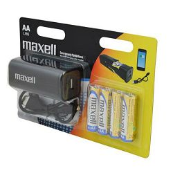 Maxell Emergency Battery Power Bank