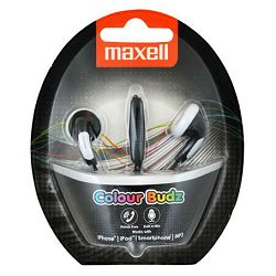 Maxell Stereo colour slušalice, crne, mikrofon