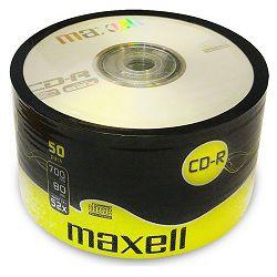 Maxell CD-R 52x, 700MB 50 kom shrink