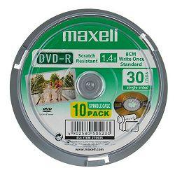 Maxell DVD-R, za kamere 1.4GB, 8cm, 10kom, spindle