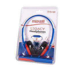 Maxell slušalice Legacy HP-360, plave