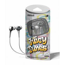 Maxell Juicy tunes slušalice, sive