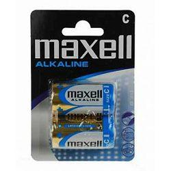 Maxell alk. baterija LR-14/C, 2 kom