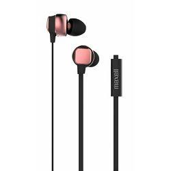 Maxell Metallix slušalice, roze