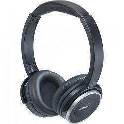 Maxell bežične slušalice WL1000,  crne, 2.4GHz