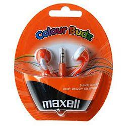 Maxell Stereo colour slušalice,narančast