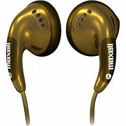 Maxell Stereo colour slušalice, zlatne