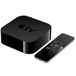 Media Player APPLE TV, 64 GB, HDMI, LAN, Wi-Fi, mlnc2sp, a