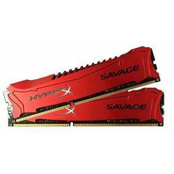 Memorija Kingston DDR3 16GB 1600MHz (2x8) XMP HyperX Savage