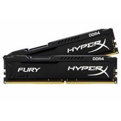 Memorija Kingston DDR4 16GB 2400MHz (2x8) HyperX Fury