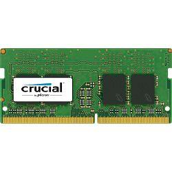 Memorija Crucial 16GB DDR4 2133 MT/s (PC4-17000) CL15 DR x8 Unbuffered SODIMM 260pin