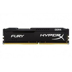 Memorija Kingston DDR4 8GB 2400MHz HyperX Fury